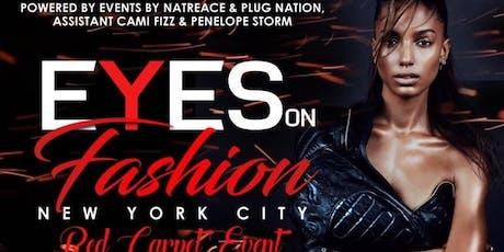 Eyes on Fashion New York PT.2 tickets