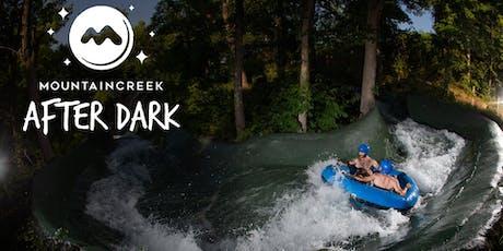 Mountain Creek Waterpark After Dark - 8/16/2019 Friday tickets