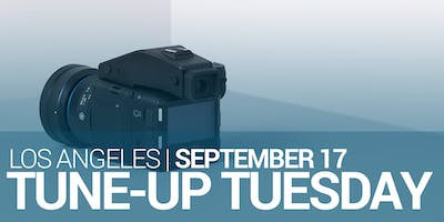 Tune-up Tuesday – LA – September 2019