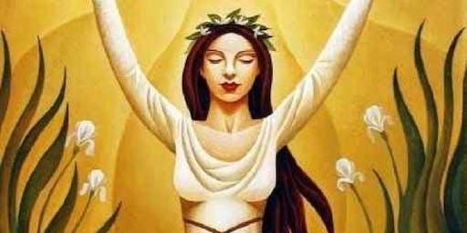 Golden Goddess Healing & Summer Yoga Immersion Workshop