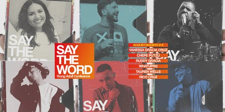SYA Conference - Say The Word (2019) tickets