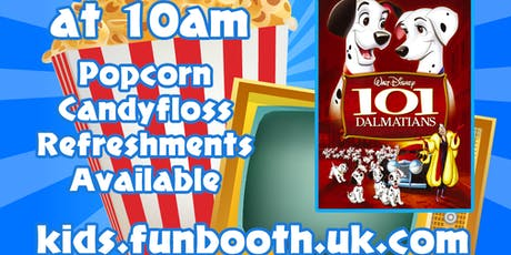 Funbooth - Kids Film Morning - 101 Dalmatians tickets