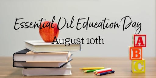 Essential Oil Education Day