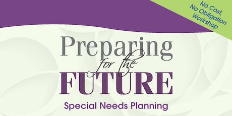 Special Needs Planning – Housing Options for those with Special Needs  tickets