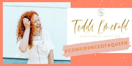 Confidence of a Queen - Group healing workshop tickets