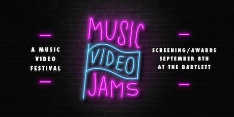 Music Video Jams / Screening & Awards tickets