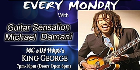 Monday Night Blues at The Quarry Supper Club tickets