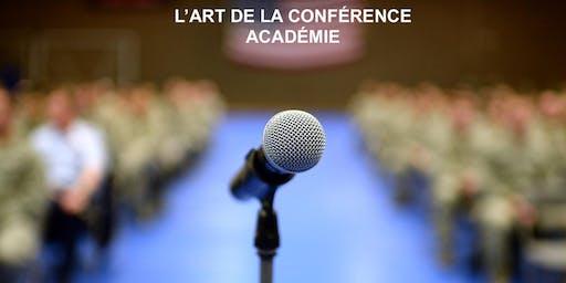 Devenez Top orateur! Cours gratuit Montréal samedi