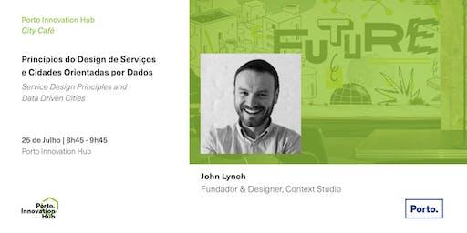 City Café | Princípios do Design de Serviços e Cidades Orientadas por Dados