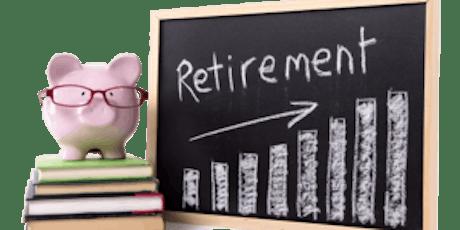 CalSTRS - Retirement Decisions Workshop tickets