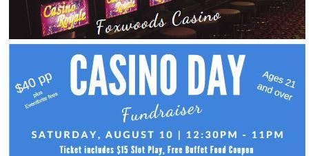 Casino Day Fundraiser