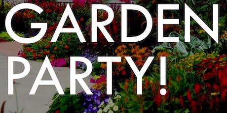 30th Anniversary Kick-off Garden Party tickets
