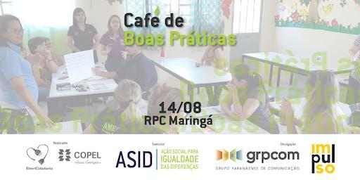 Café de Boas Práticas - Maringá