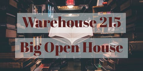 Warehouse 215 Open House - Great Stories tickets