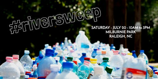 Raleigh River Sweep - Let's Clean Up the Water!