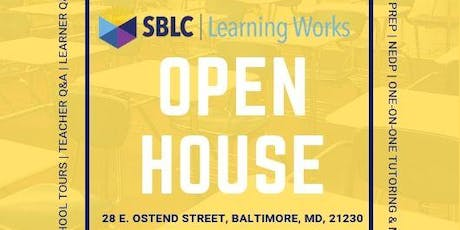 SBLC 2019 Open House  tickets