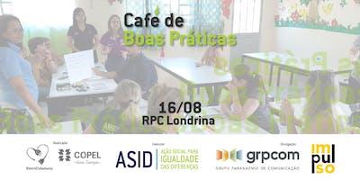 Café de Boas Práticas - Londrina