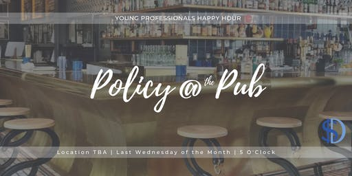 July Policy at the Pub