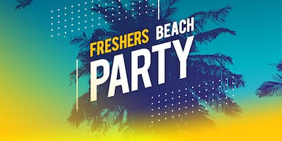Freshers Beach Party // Coventry