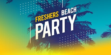 Freshers Beach Party // Coventry tickets