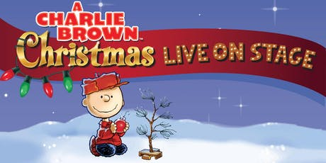 A Charlie Brown Christmas Live On Stage tickets