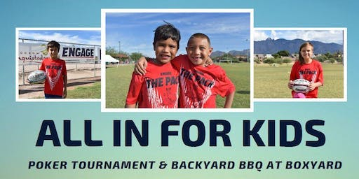 All in for Kids: Engage Fundraiser