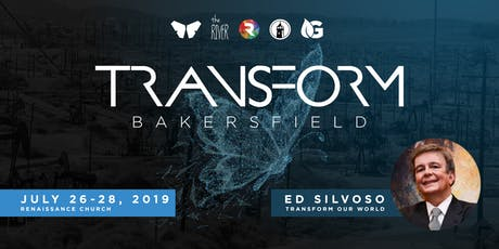 Transform Bakersfield with Ed Silvoso tickets