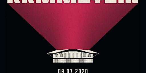 Rammstein Groupama Stadium 9 juillet 2020