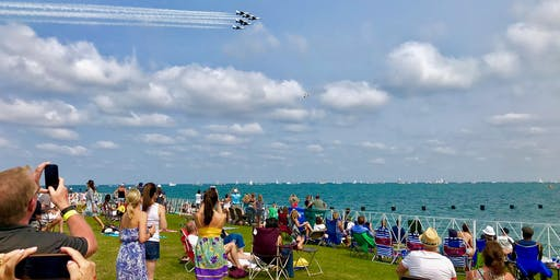 Air and Water Show Viewing Party