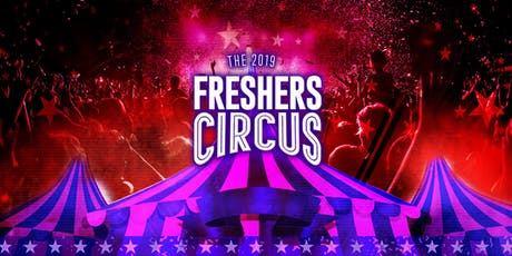 Freshers Circus // Bournemouth tickets
