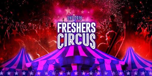 Freshers Circus // Bournemouth