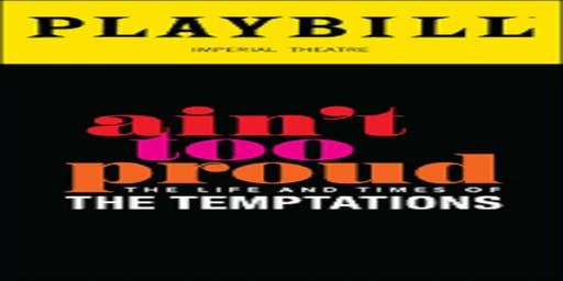 !!!NPBC to NYC to See The Temptations!!!
