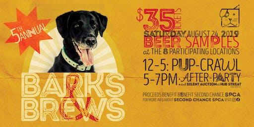 5th Annual Barks & Brews
