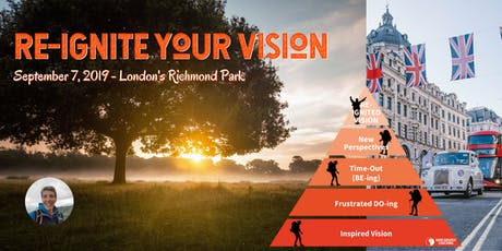 Re-Ignite Your Vision Workshop tickets