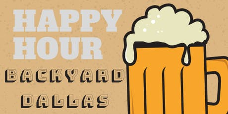 Happy Hour at Backyard tickets