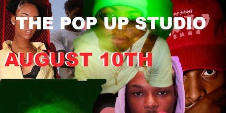 The Pop Up Studio tickets