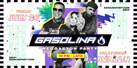 Gasolina Party tickets