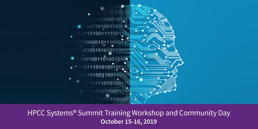 2019 HPCC Systems Summit Community Day