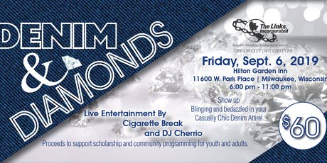 Cream City (WI) Links Denim & Diamonds tickets