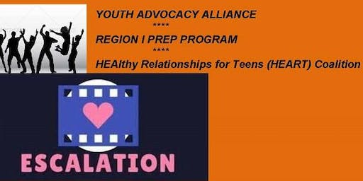Joint Meeting of the Youth Advocacy Alliance, Region I PREP Program, and the HEART Coalition