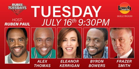 Byron Bowers, Eleanor Kerrigan and more - Rubee Tuesday! tickets
