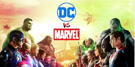 Youth Week 2019: DC vs. Marvel