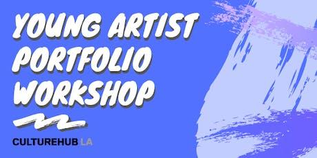 Young Artist Portfolio Workshop tickets