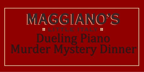 Dueling Piano Murder Mystery Dinner tickets