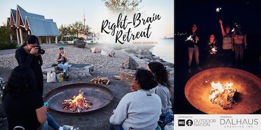 Right-Brain Relief - July Mini Retreat