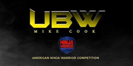 UBW Ninja  (American Ninja Warrior Competition)