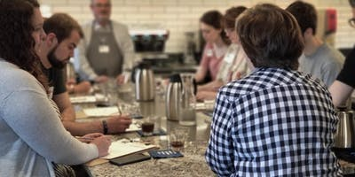 WRC Brew Lab - Coffee Brewing Basics