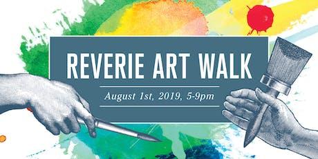 Reverie Art Walk & Whiskey Tasting tickets