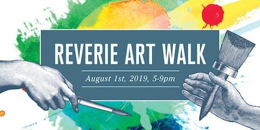 Reverie Art Walk & Whiskey Tasting