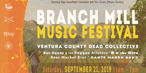 1st annual Branch Mill Music Festival